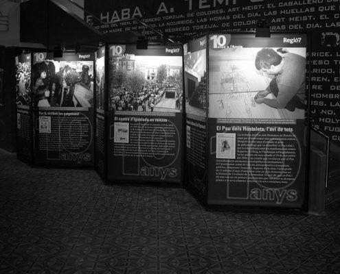 stands y exposiciones